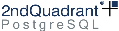 Gold Sponsor: 2nd Quadrant PostgreSQL